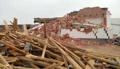 COVID-19: Chinese hotel used to quarantine collapses
