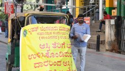 BBMP goes loud to shame property tax defaulters
