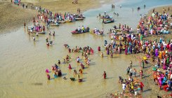 Need more data, says ICMR on Ganga water for COVID-19