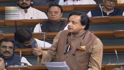 Tharoor asks LS Speaker to allow parl panels to meet
