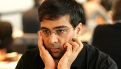Online Chess: Anand rested as India lose to China