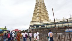 Coronavirus: Dip in devotees at Chamundi Hill temple