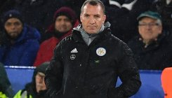 Leicester players show symptoms of coronavirus: Rodgers