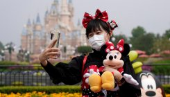 Shanghai Disneyland reopens post 3-month closure