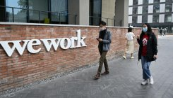 WeWork seeks to preserve right to sue owner SoftBank
