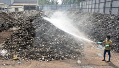 'Shift proposed garbage plant to city's outskirts'