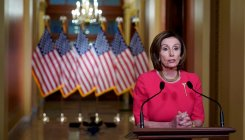 US wants more funds for COVID-19 relief: Pelosi