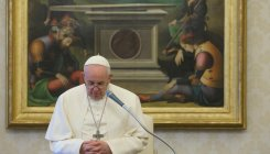 Pope prays for EU unity ahead of coronavirus conference