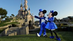 Virus takes magic away from Disneyland's kingdom