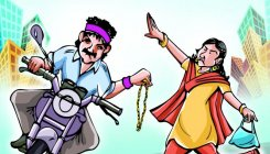 Engineer takes to chain-snatching to repay loans