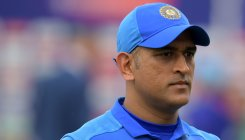 I don't see Dhoni wearing India jersey again: Harbhajan
