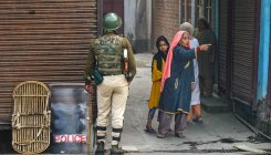 J&K: Centre can now declare 'disturbed' area with AFSPA