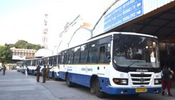 Amidst confusion, KSRTC, BMTC begin bus services