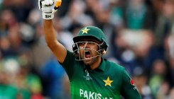 Babar Azam plays down comparisons with Virat Kohli