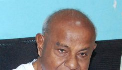 Wishes pour in for former PM Deve Gowda on his birthday