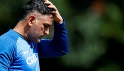 I feel pressure, I feel scared too: MS Dhoni