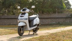 TVS iQube electric scooter review