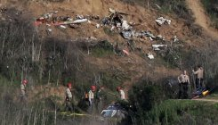 Pilot in Kobe crash had no alcohol or drugs in system