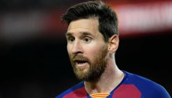 COVID-19 lockdown can benefit Barcelona, says Messi