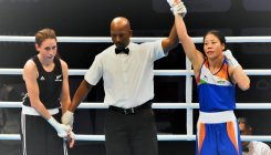 Mary Kom, Panghal enter QFs of Asian Olympic qualifiers