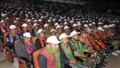 Leaders of rebel group in Assam to contest elections