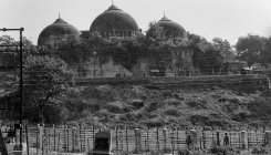 CBI court seeks video-conference to finish Babri trial
