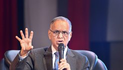 Work 60 hr-week to outdo economic slump: Infy founder