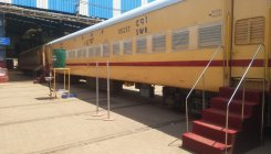 SWR converts 270 coaches into isolation wards
