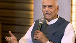 Coronavirus: Yashwant Sinha on dharna at Rajghat