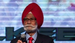 Hockey legend Balbir Singh Sr remains critical