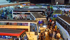 Bus, air fares surge for long weekend
