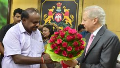 CM requests US envoy to open consulate in B'luru