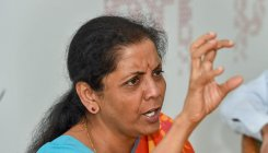Cong accuses Sitharaman of 'lying' about fighter jets
