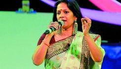 Singer M D Pallavi's new album to be out soon