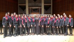 City group mixes Indian tunes with choral music