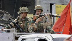 AFSPA extension in Nagaland faces retaliation