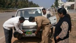 RTOs register 72 cases over defective number plates