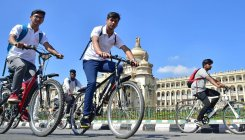 Interest in cycles raise hopes of green mobility