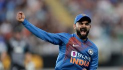 Bangalore burdened by title pressure: Virat Kohli