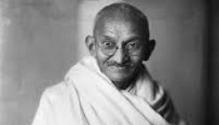 Last S African witness to Gandhi's Salt March dies
