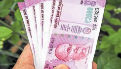 Rupee rebounds 22 paise to 75.51 against dollar