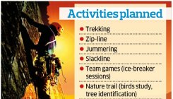 First-ever outbound camp for central range cops