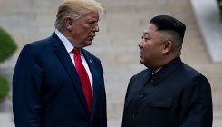'N Korea halting talks with US until election is over'