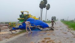Cyclone Amphan to completely enter land by 7 PM: IMD
