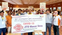 JITO distributes 11.25 lakh meals under 'Manav Seva'