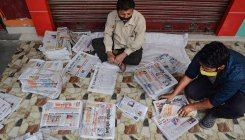 Exempt newsprint from customs duty, DMK tells PM Modi
