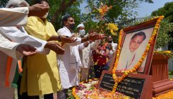 Rajiv Gandhi remembered on 29th death anniversary