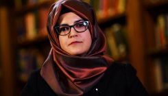 No one has right to pardon killers: Khashoggi's fiancee