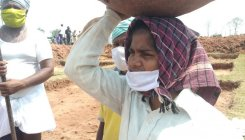 MCom graduate works as MGNREGA daily wage worker
