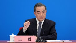 HK security law must be imposed with no delay: China FM